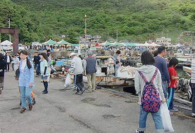 内海大漁まつり