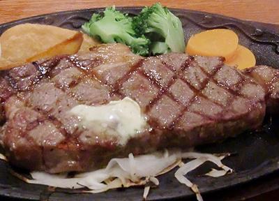 レアで注文したステーキが…食ったらミディアムから次第にウエルダンに