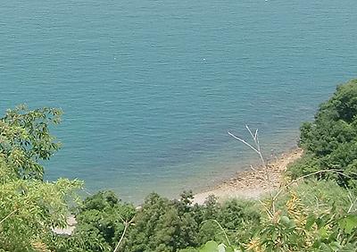 仏崎の海岸