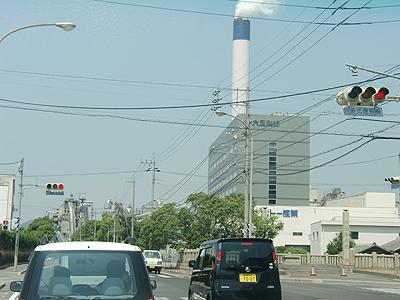 創業家一族の前会長による巨額借り入れ事件で話題になった愛媛県四国中央市の大王製紙