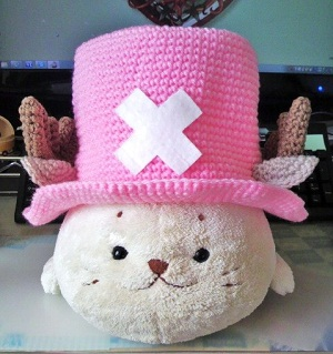 チョッパーの帽子
