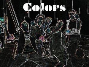 Colors in Black