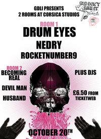 GDLI Mini Fest - Drum Eyes, Nedry and LOTS more