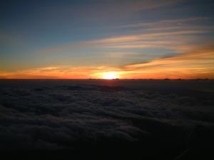 Sun Rise @ Mt Fuji