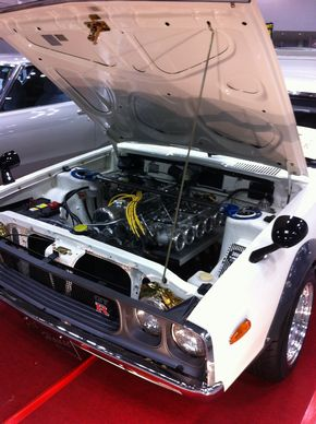 オールドカー 002