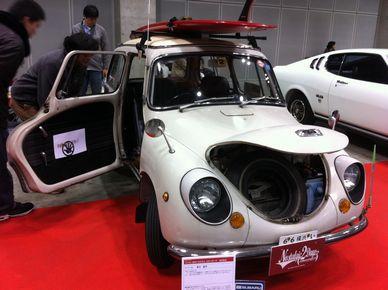 オールドカー 014