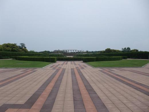 2010.06.04海の中道海浜公園中庭