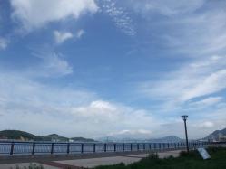 2010.07.17.門司の海(梅雨明け宣言の日)7