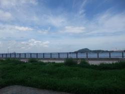 2010.07.17.門司の海(梅雨明け宣言の日)5