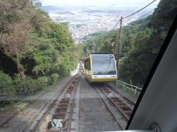 2010.09.26帆柱ケーブルカーからみた景色6