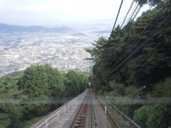 2010.09.26帆柱ケーブルカーからみた景色10