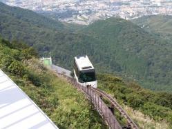2010.09.26皿倉山スロープカー