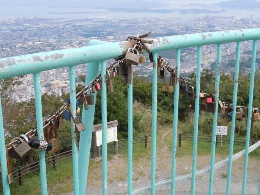 2010.09.26皿倉山展望台からみた風景2