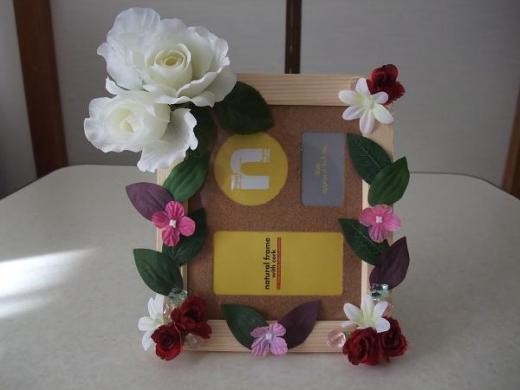 2010.09.04お義母さんにプレゼント