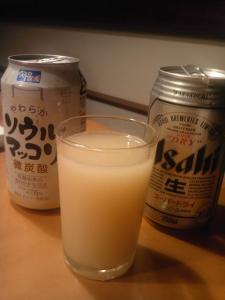 マッコリビール02