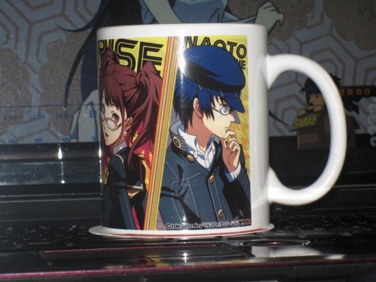 ペルソナ4 マグカップ