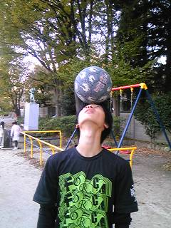 フリースタイルフットボール4