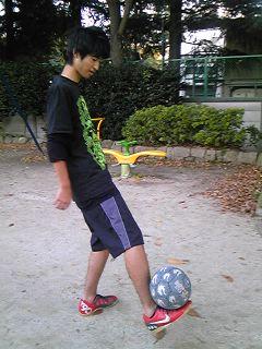 フリースタイルフットボール3