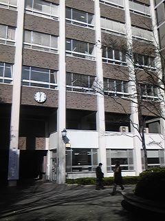 早稲田大学教育学部16号館