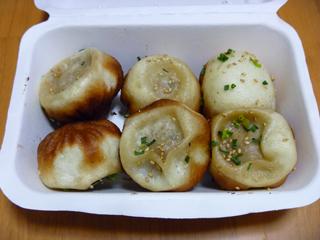 画像/上海 焼小籠包の焼き小龍包
