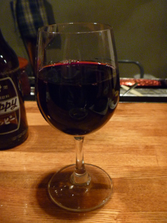 画像/赤ワイン(グラス)