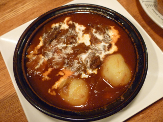 画像/牛ほほ肉の味噌シチュー