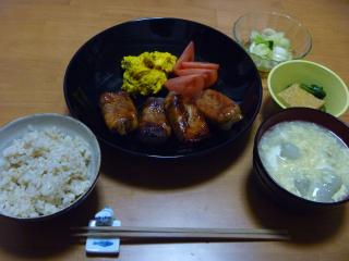 画像/高野豆腐の肉巻き他