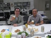 松尾先生と今井先生