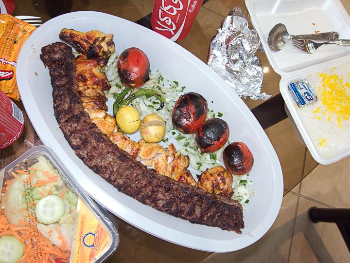テヘラン-8
