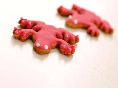 かえるクッキー