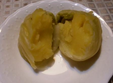 キャベツ芋 1