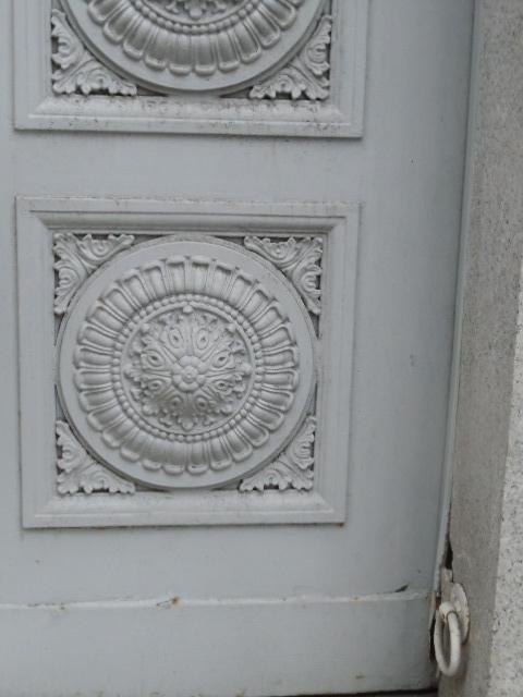 旧富士銀行横浜支店 扉