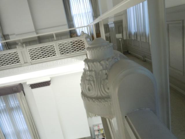 旧富士銀行横浜支店 回廊