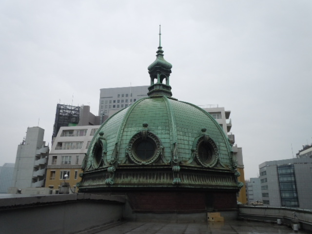 横浜正金銀行 ドーム全体