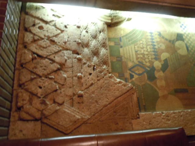 オールドインペリアルバー 壁左