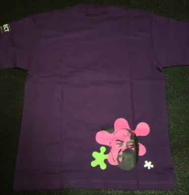 KinectLOVE Tシャツ 裏