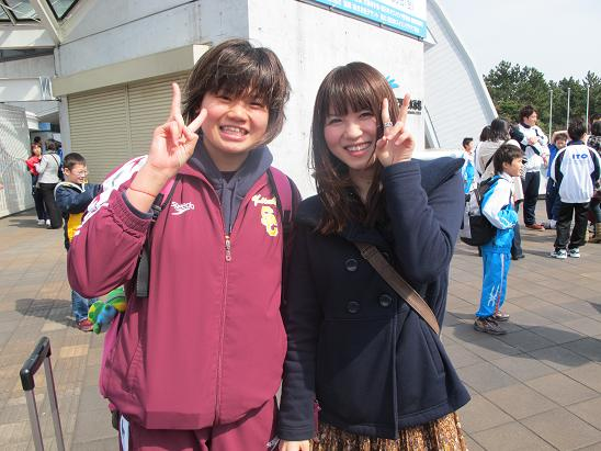 東急のまー子とIMG_2036