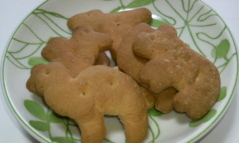 animal Cookies 中身
