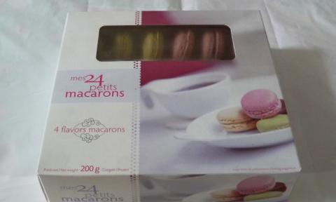 マカロンアソートメント