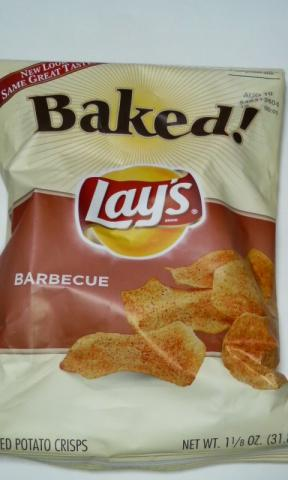 Lay's BARBECUE Baked!