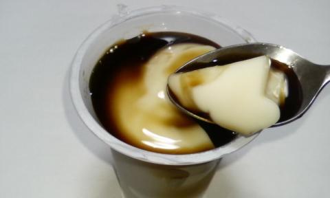 もっちりじーまみ豆腐ぷりん 中身