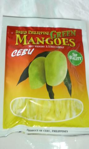 GREEN MANGOES