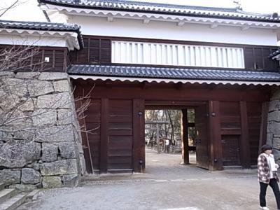 上田城跡4