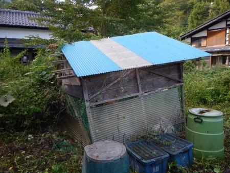 鶏小屋 (1)