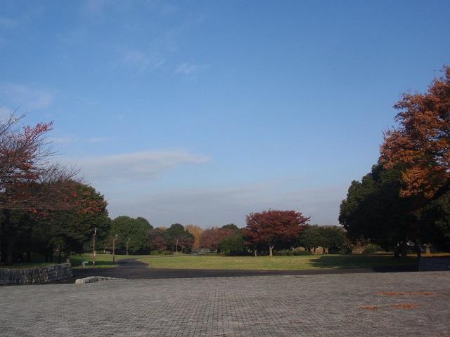 会社前公園