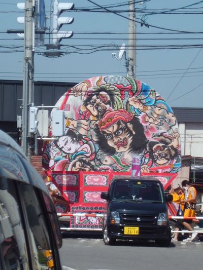 ねぷた祭り