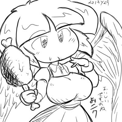 2013年11月29日羽根子さんいい肉