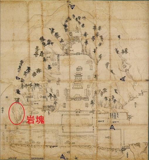 円覚寺境内絵図14c