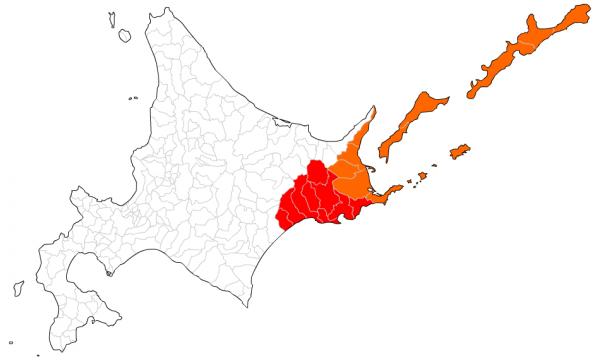 釧路・根室エリア