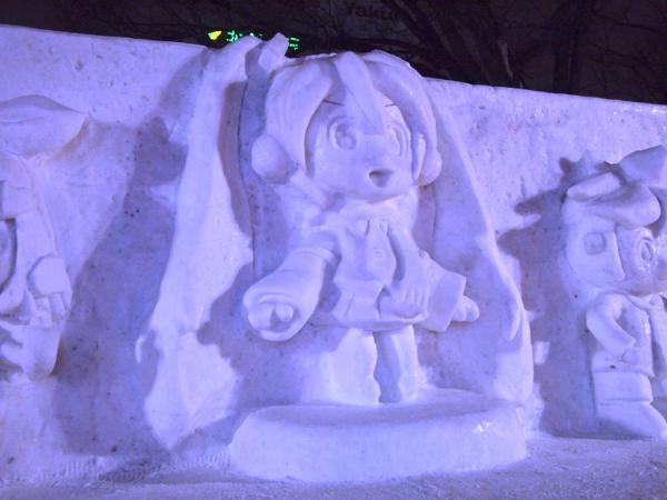 札幌雪まつり3